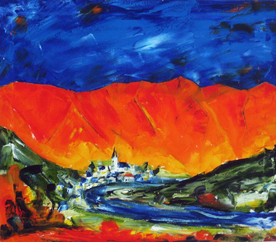 Hubert Roestenburg The Calmont German Expressionism