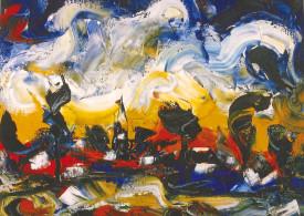 German Expressionism Hubert Roestenburg Brunkhorst on Ijsel