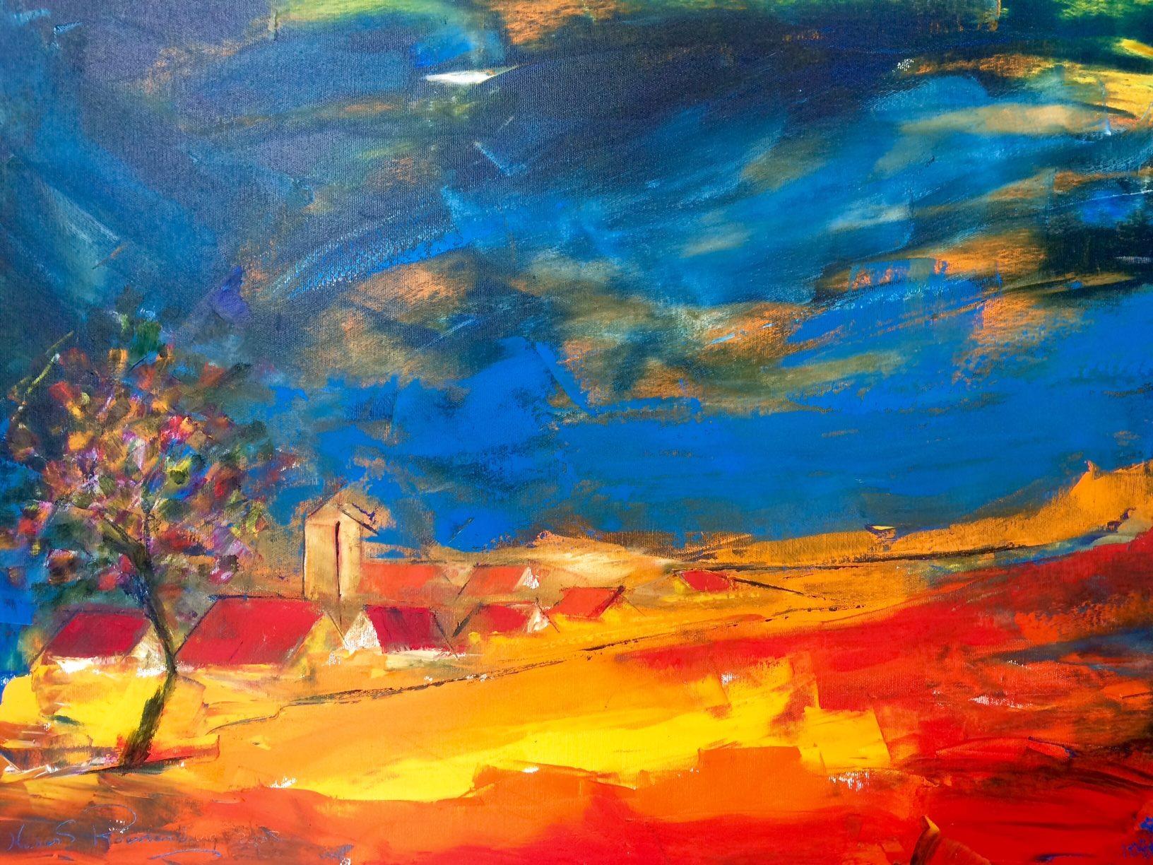 German Expressionism Hubert Roestenburg Algarve L